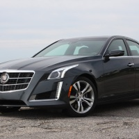 Swiss Army Knife: 2014 Cadillac CTS Vsport