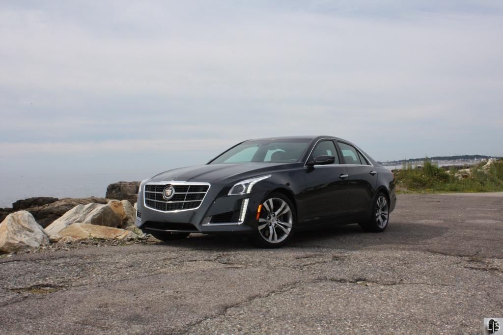 Cadillac CTS VSport 3