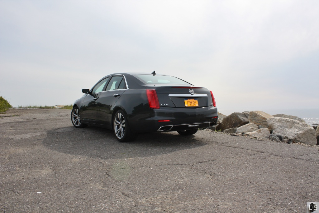 Cadillac CTS VSport 9