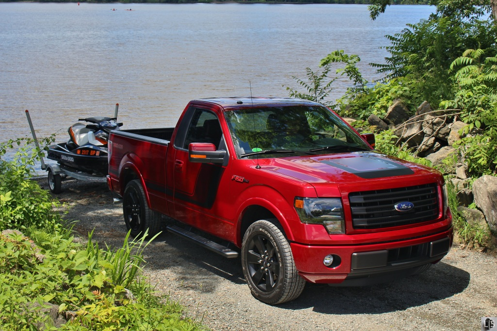 Ford F150 Tremor 1
