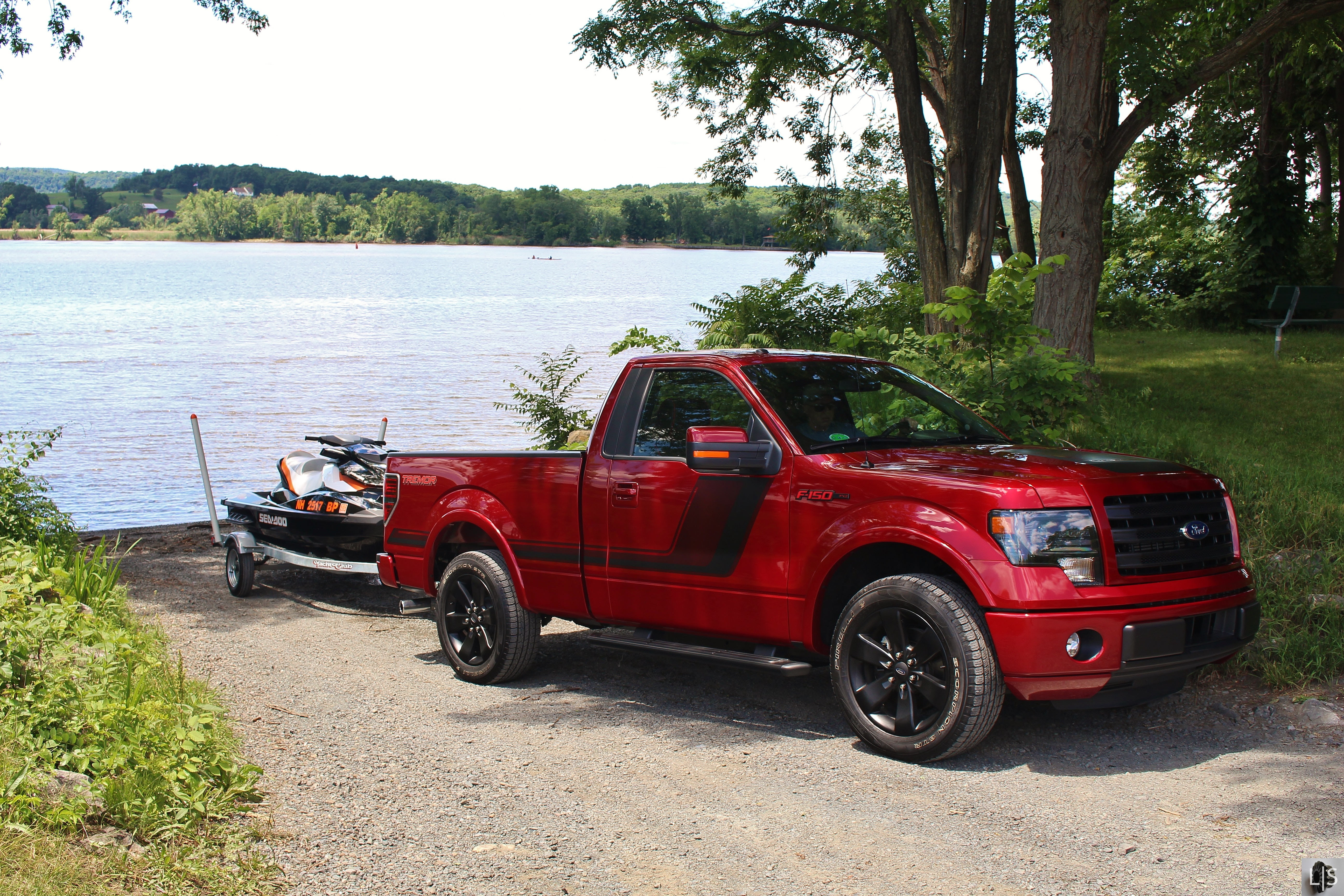 Ford F150 Tremor 2 – Limited Slip Blog