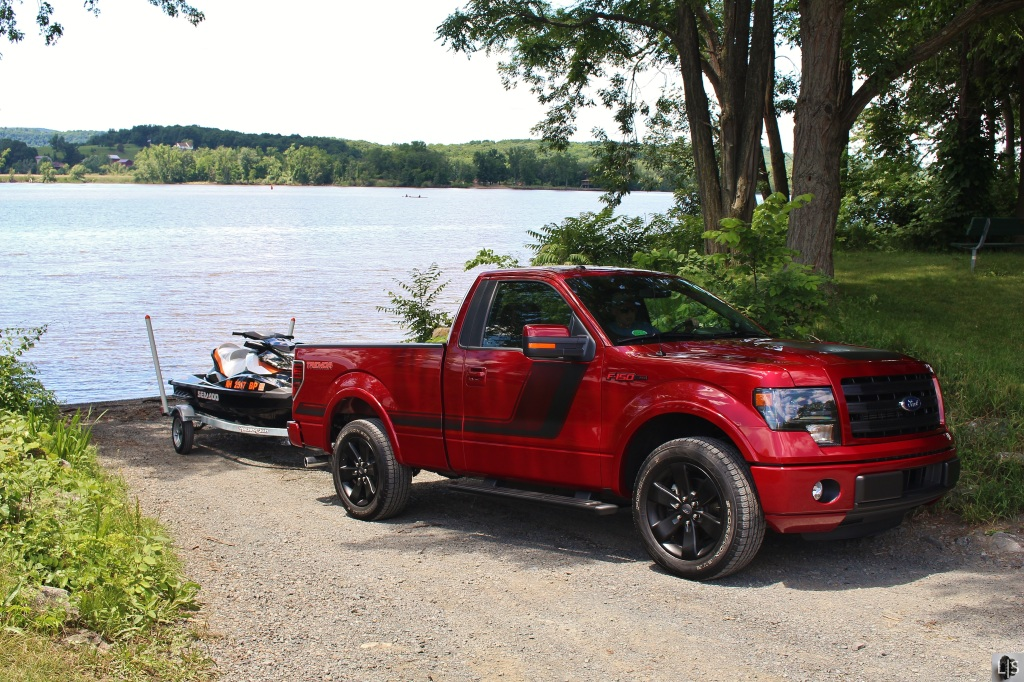 Ford F150 Tremor 2
