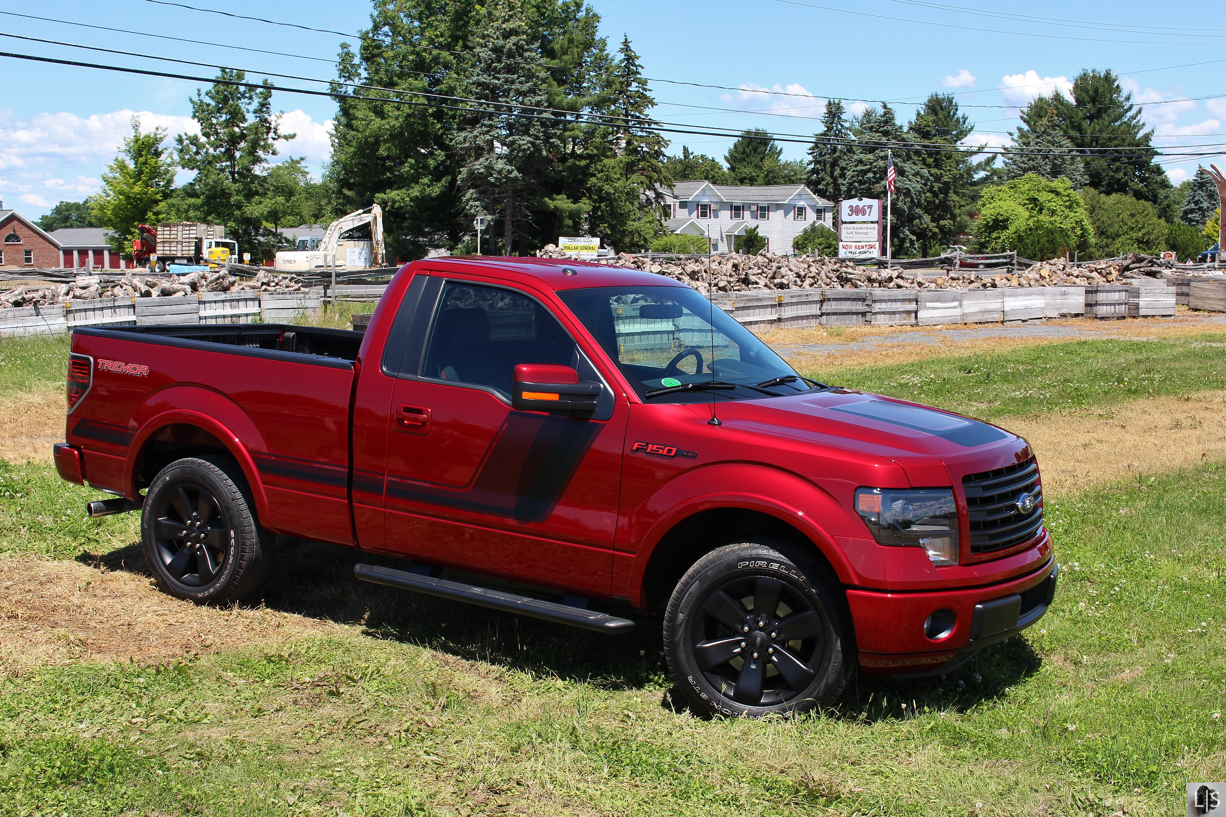Ford F150 Tremor 8 – Limited Slip Blog