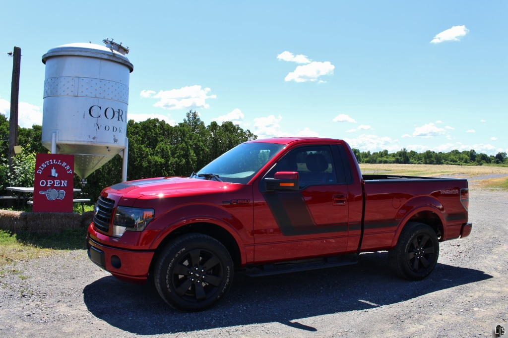 Ford F150 Tremor 9