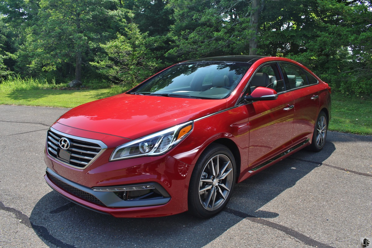 First Drive: 2015 Hyundai Sonata – Limited Slip Blog
