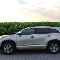 Like Butter: 2014 Toyota Highlander