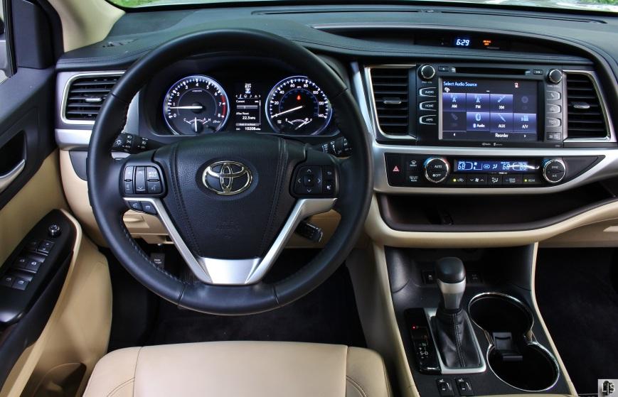 Toyota Highlander 9