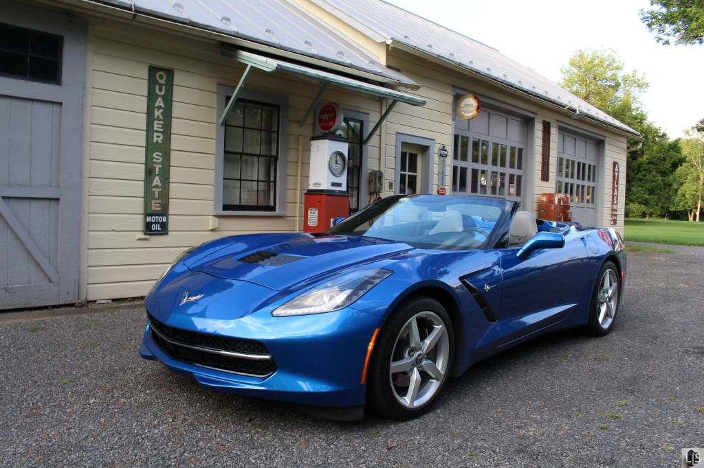 Chevrolet Corvette Convertible 2
