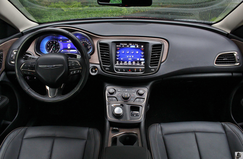 On The Bubble 2015 Chrysler 200c Limited Slip Blog
