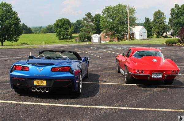 Attention Please: 2014 Corvette Stingray Convertible