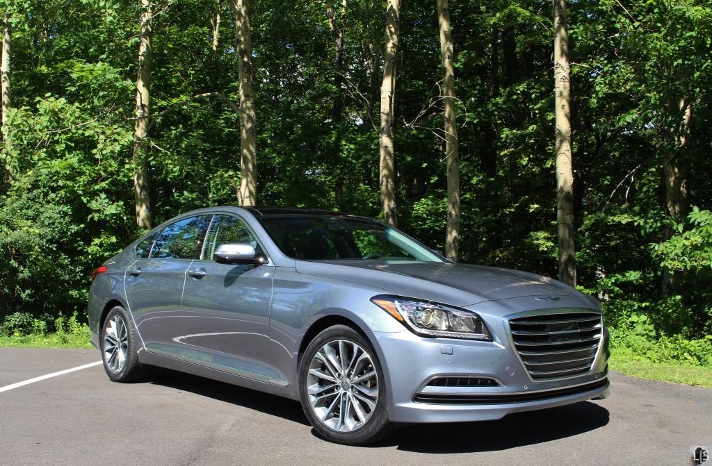 2015 Hyundai Genesis 3.8 3