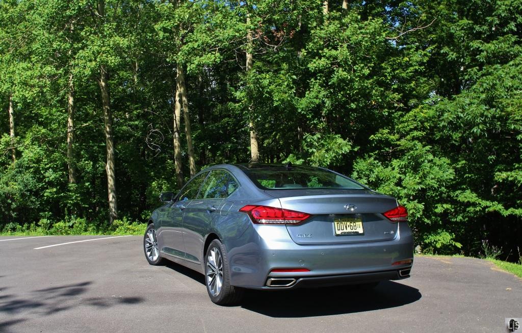 2015 Hyundai Genesis 3.8 4