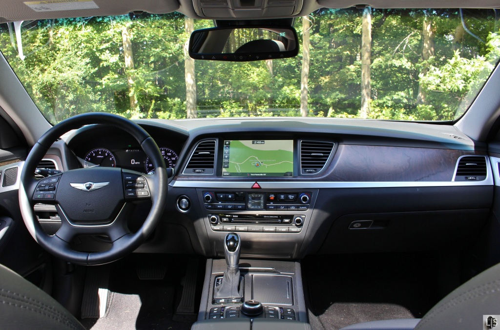2015 Hyundai Genesis 3.8 5