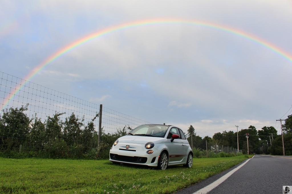 Fiat 500 Abarth Cabrio 1
