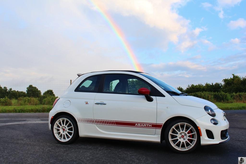 Fiat 500 Abarth Cabrio 3