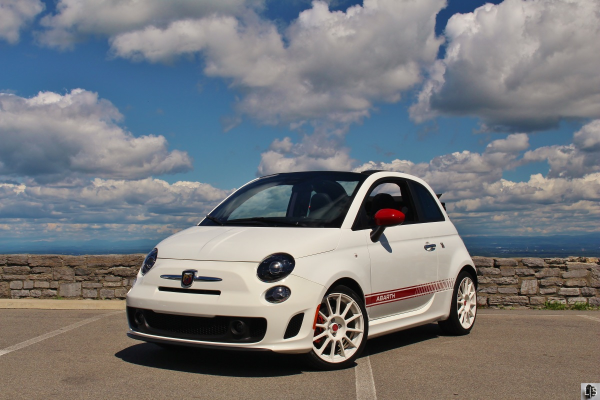 rude 2014 fiat 500 abarth cabrio limited slip blog. Black Bedroom Furniture Sets. Home Design Ideas