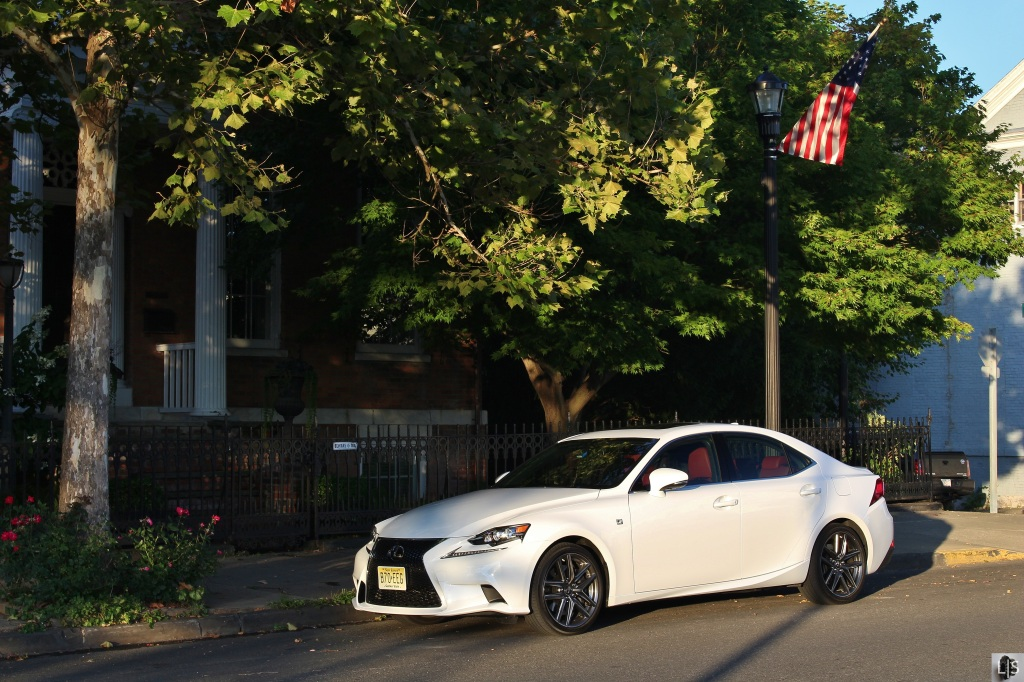Lexus IS350 F Sport 1