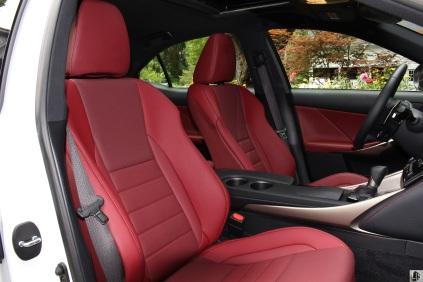 Lexus IS350 F Sport 16