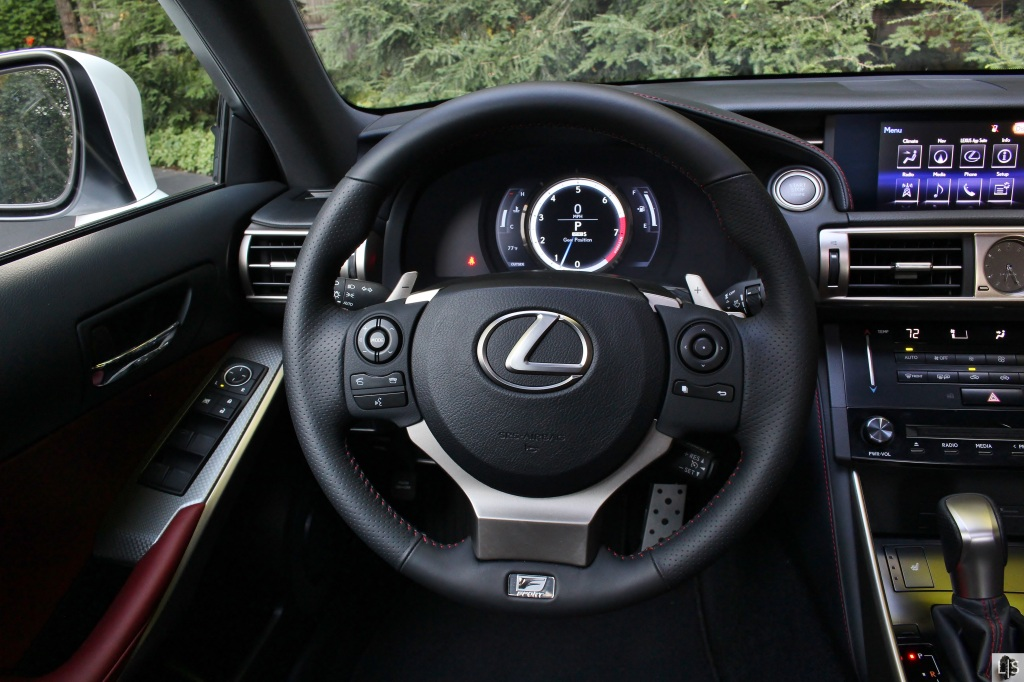 Lexus IS350 F Sport 19