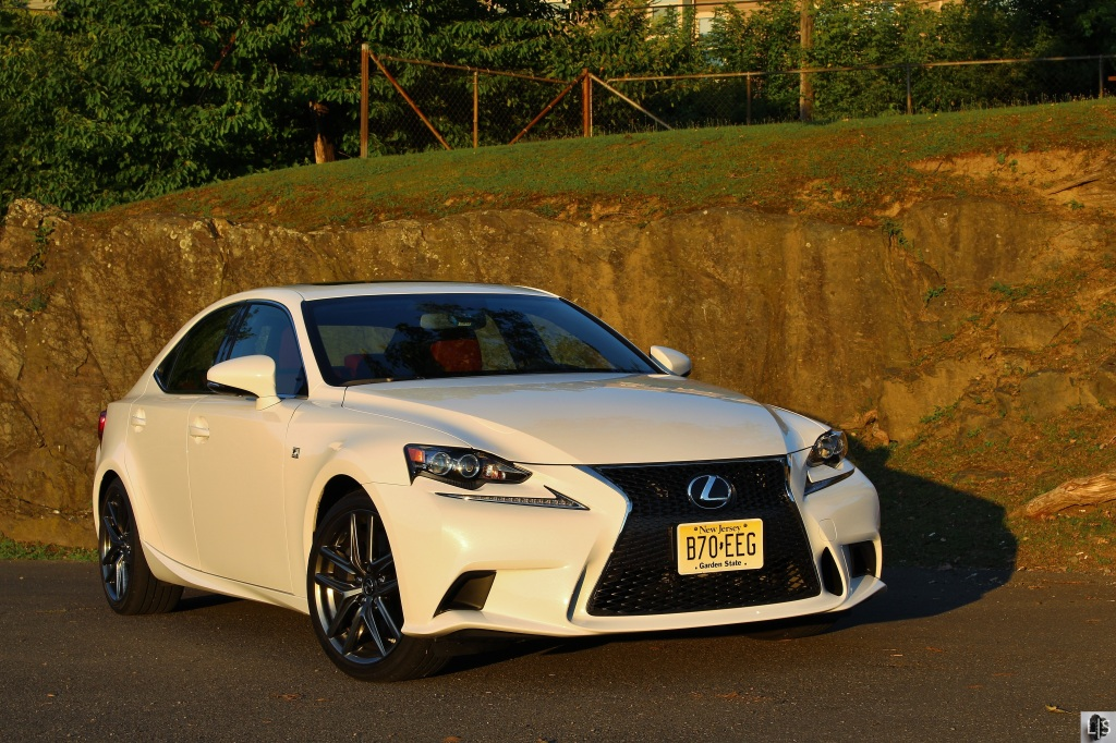 Lexus IS350 F Sport 5