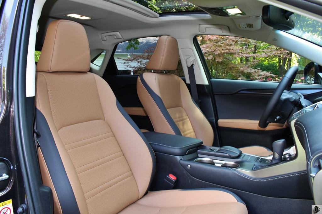 Lexus NX200t 14