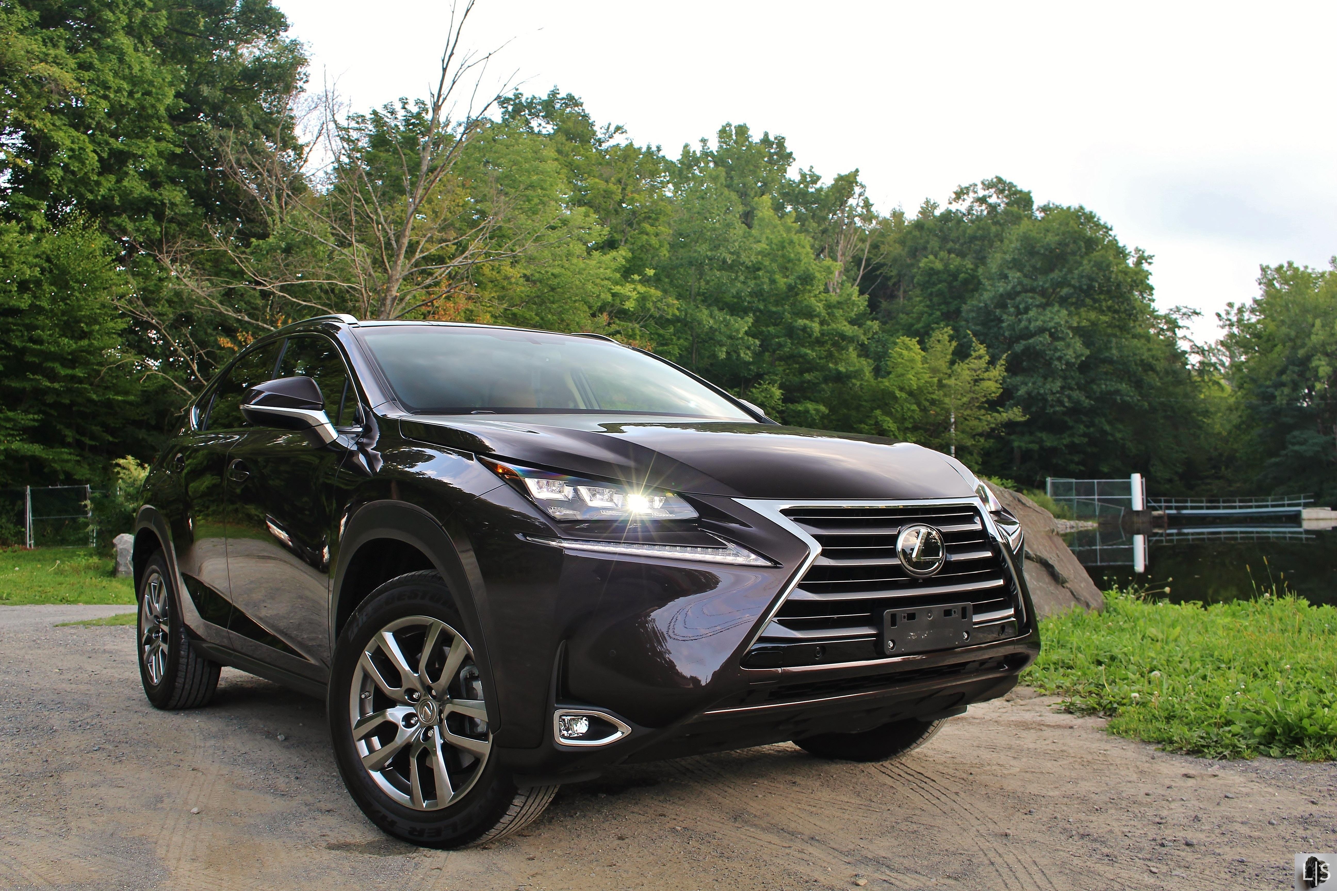 First Drive 2015 Lexus NX200t – Limited Slip Blog