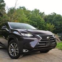 First Drive: 2015 Lexus NX200t
