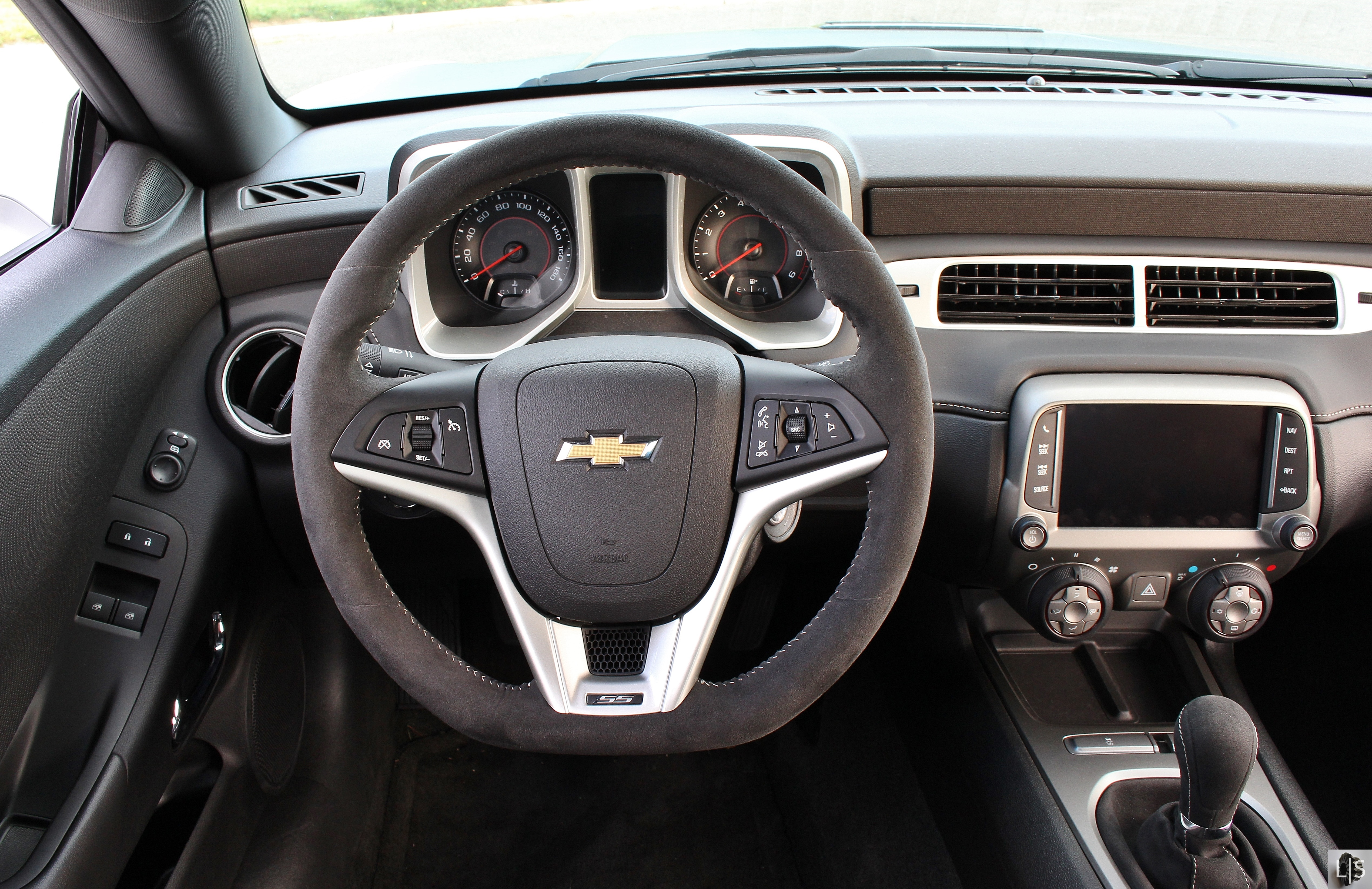 Honed 2015 Chevrolet Camaro 1le Limited Slip Blog