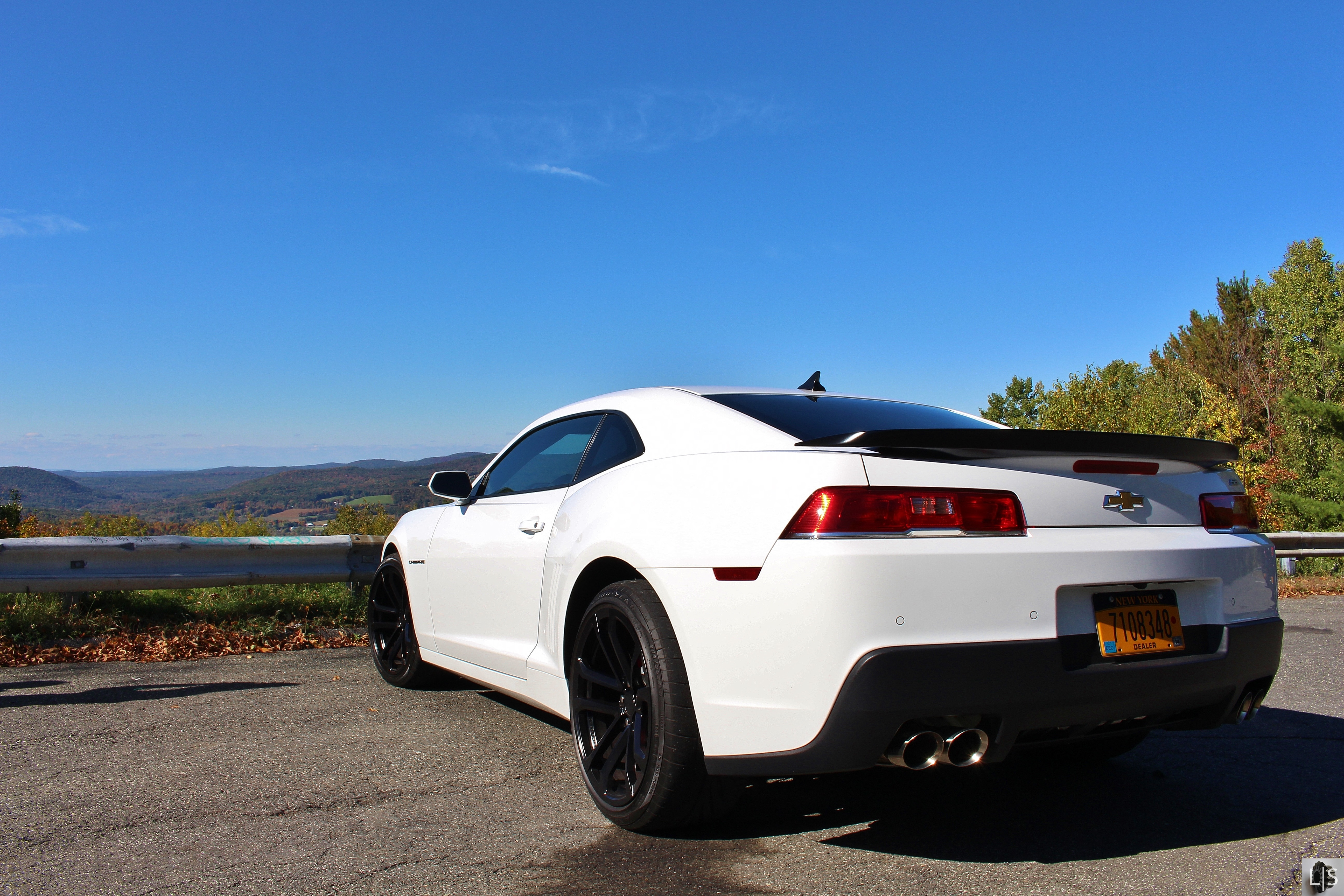 Chevy Camaro SS 1LE 3 – Limited Slip Blog