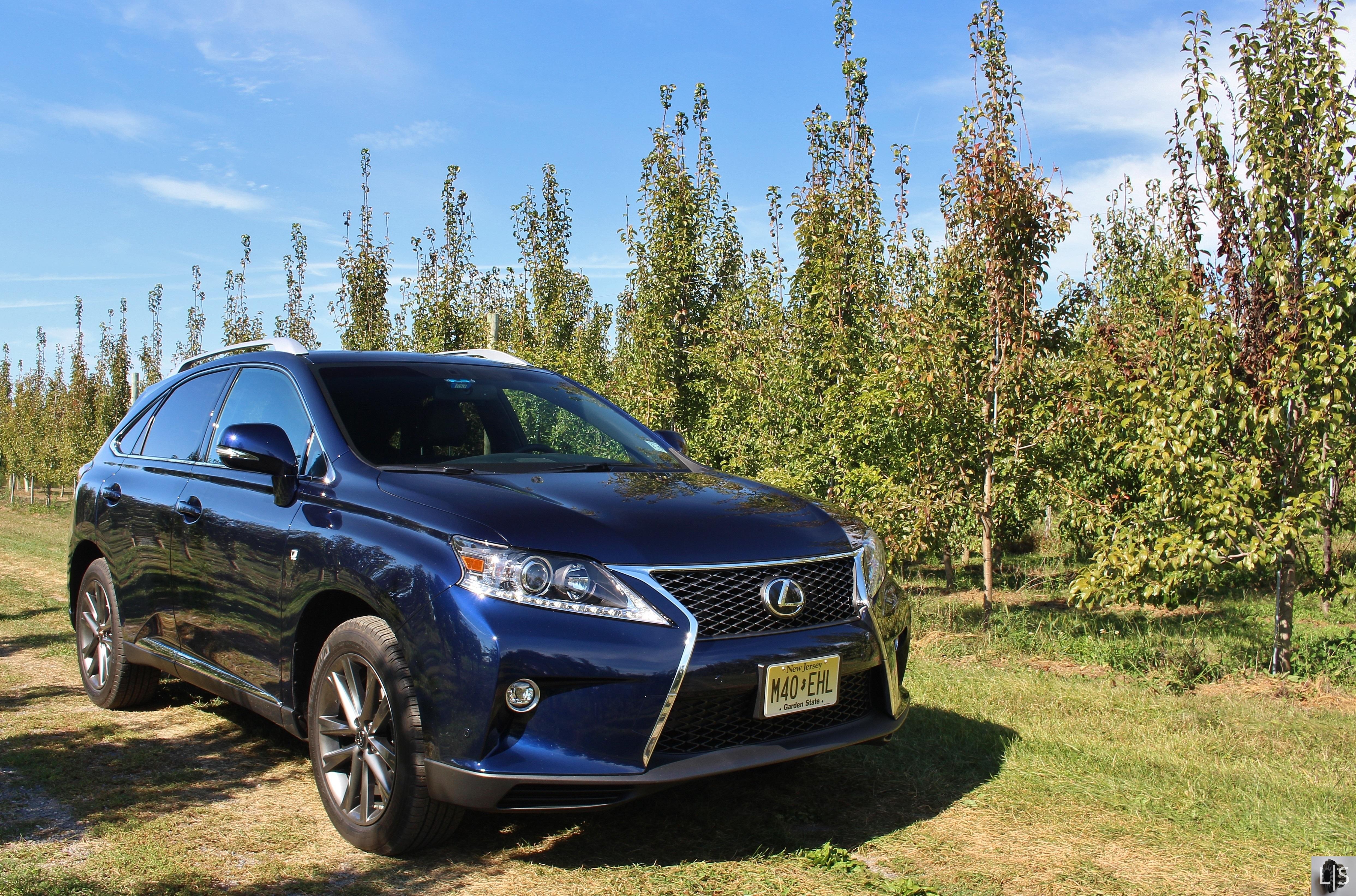 rx automotive blog review lexus rnr