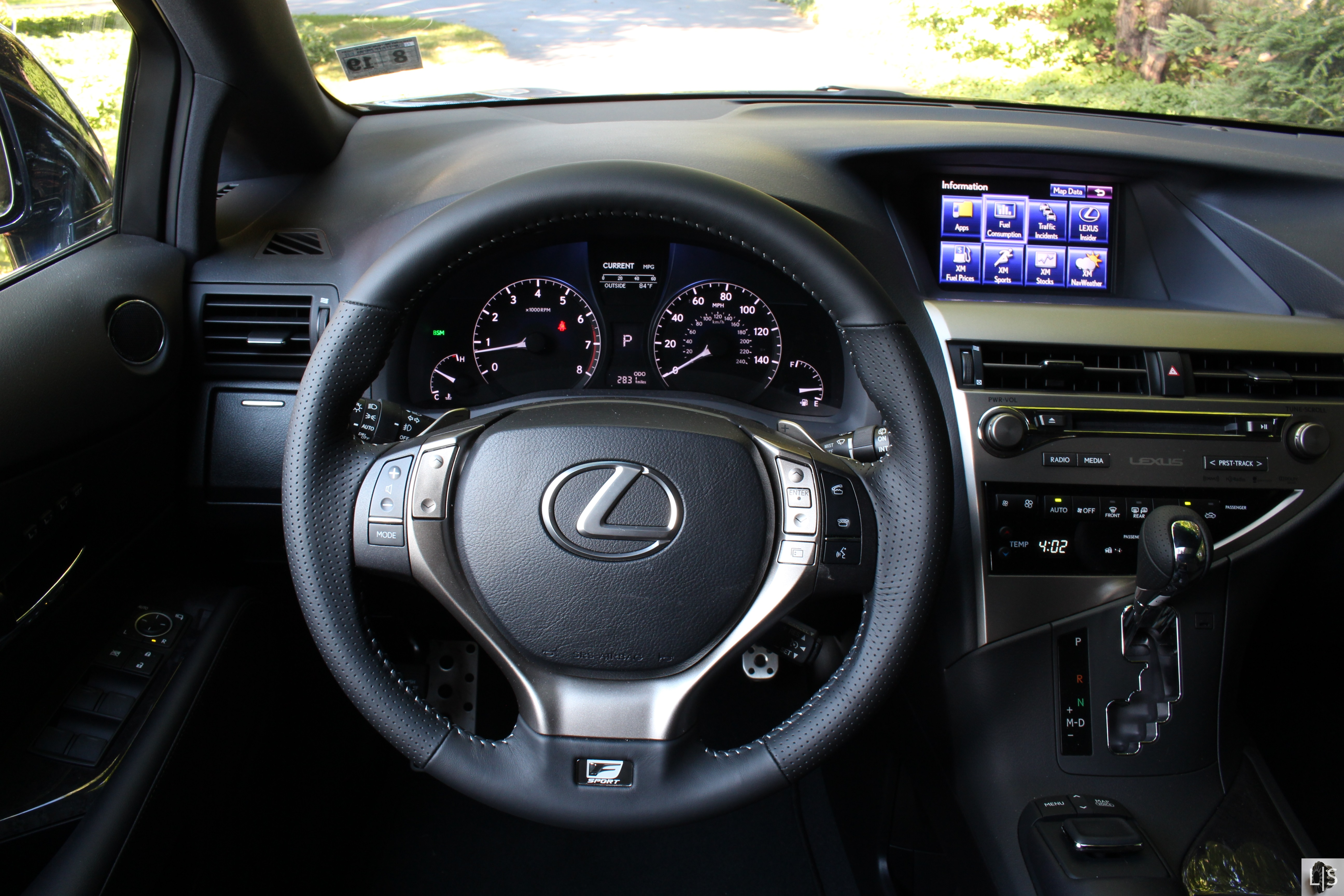 about rx website sport cars crossover lexus view front attachment