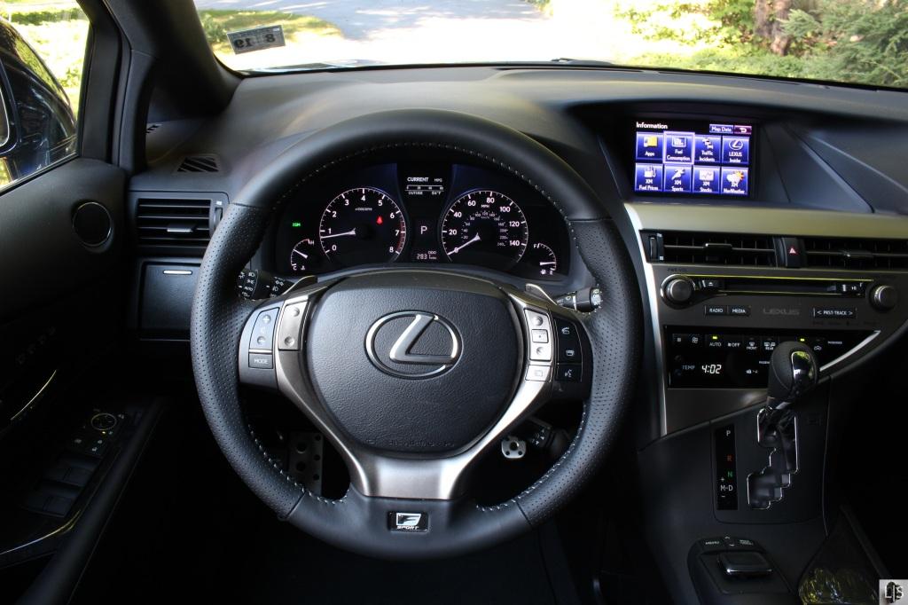 Lexus RX350 7