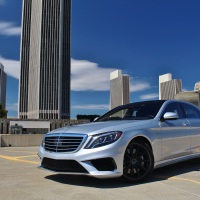 All You'll Ever Need: 2014 Mercedes Benz S63 AMG