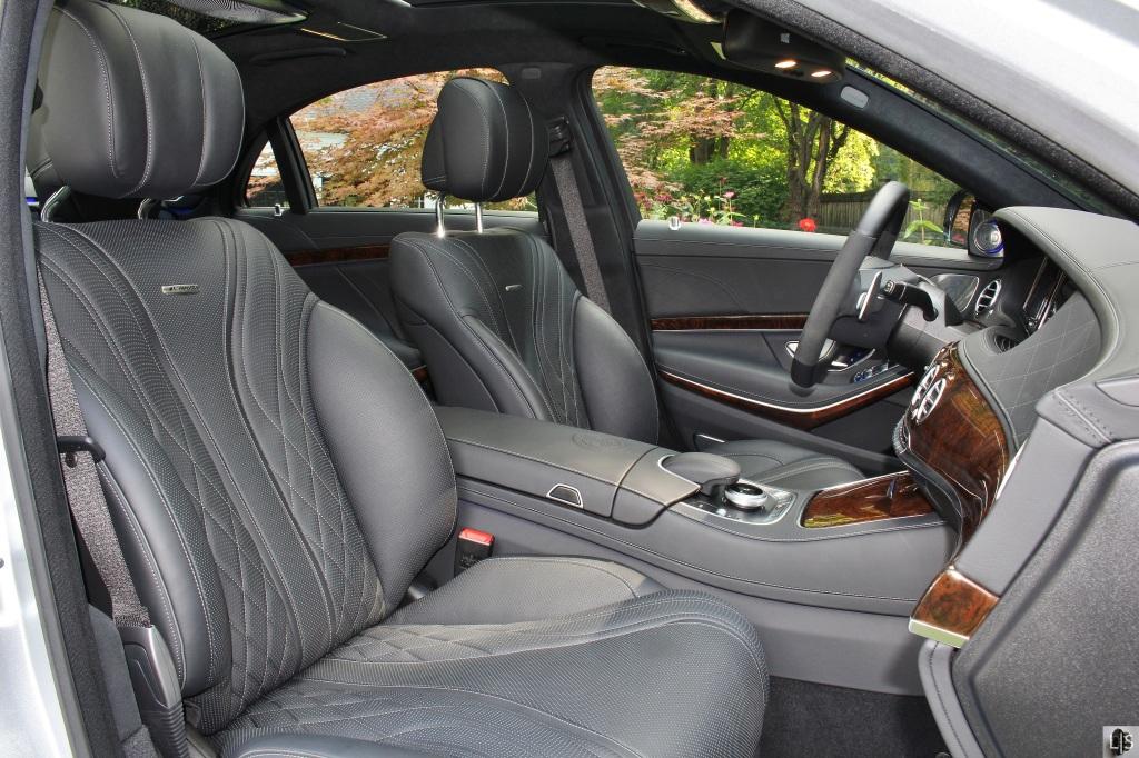 Mercedes S63 16