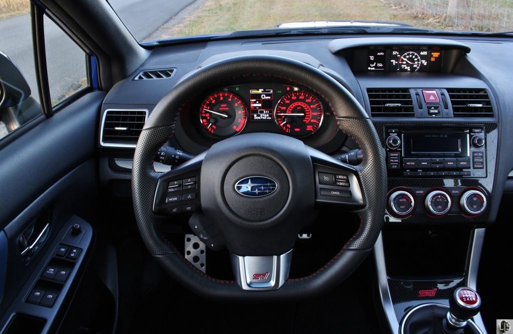 Subaru WRX STi 16