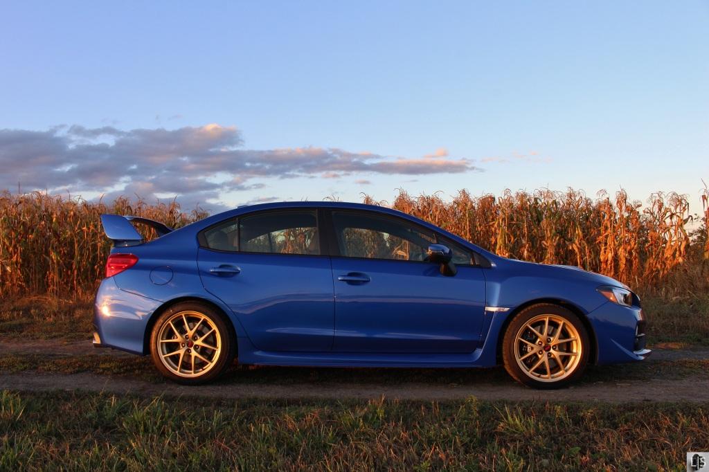 Subaru WRX STi 2