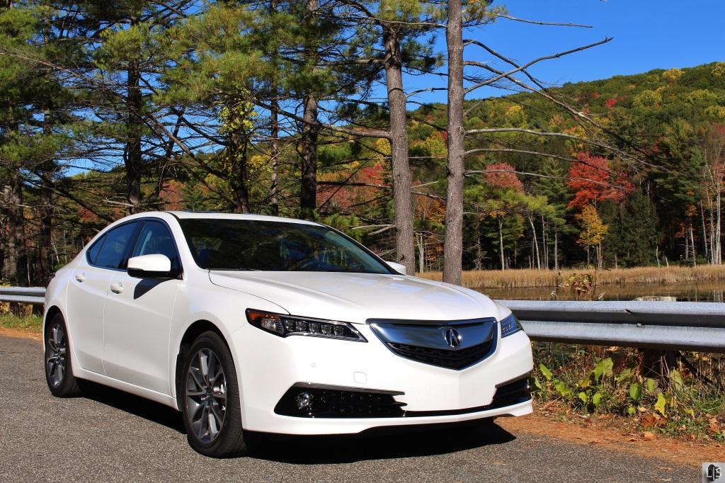 2015 Acura TLX 1