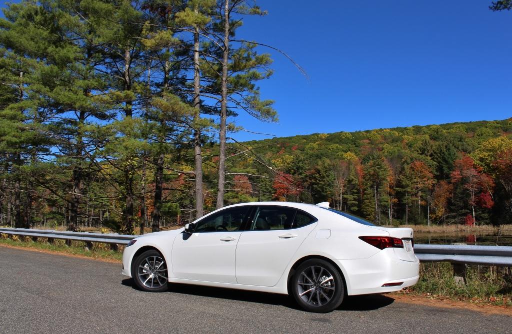 2015 Acura TLX 5