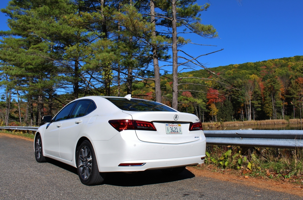 2015 Acura TLX 6
