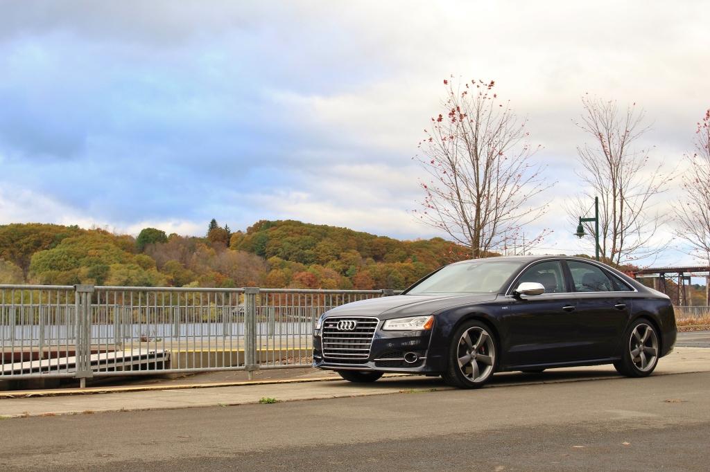 2015 Audi S8 5