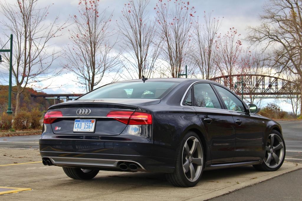 2015 Audi S8 8