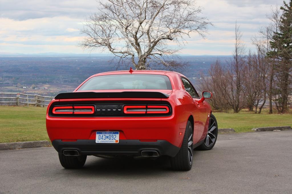 2015 Dodge Challenger Scat Pack 6