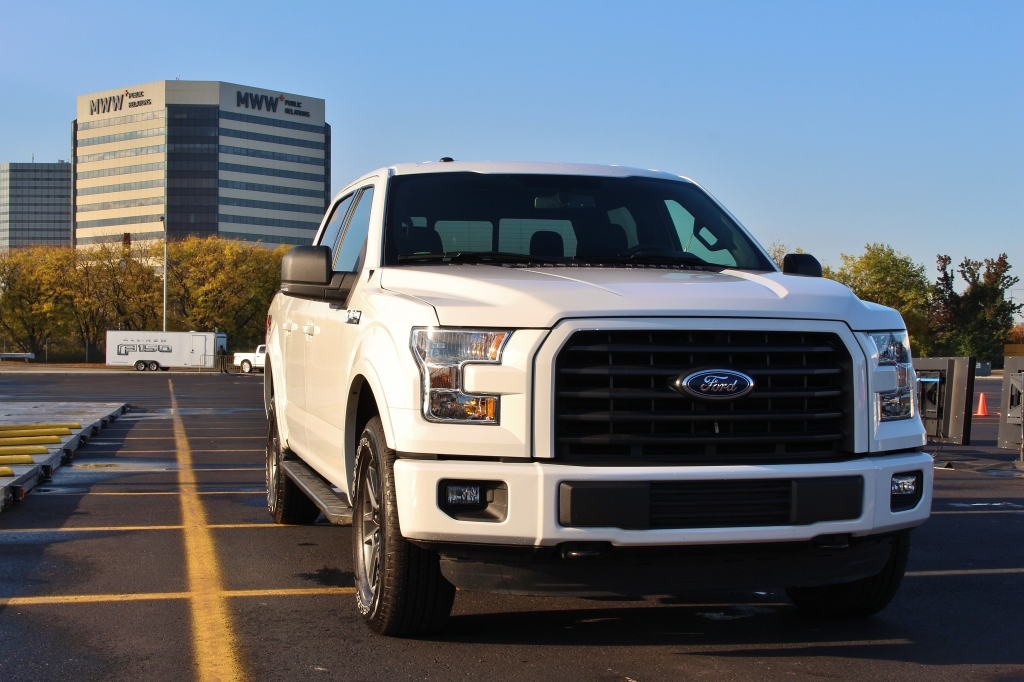 2015 Ford F150 3