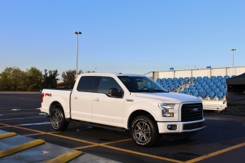 2015 Ford F150 4