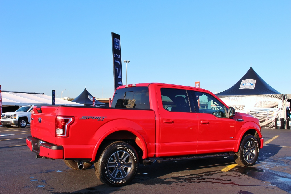 2015 Ford F150 6