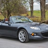 Cruiser: Mazda MX-5 Miata