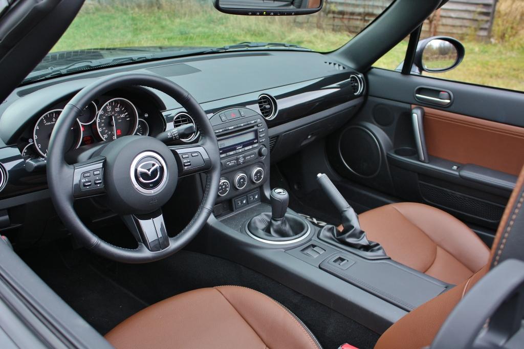 2015 Mazda Miata 8