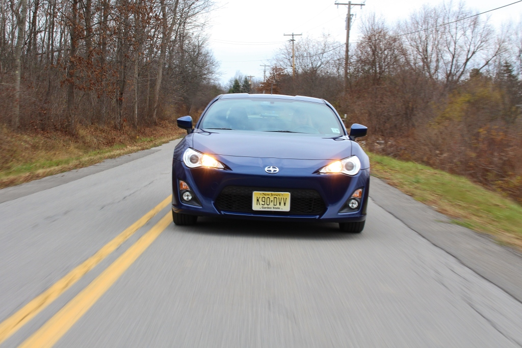 2015 Scion FRS 3