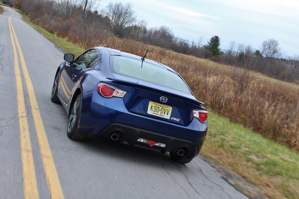 2015 Scion FRS 7