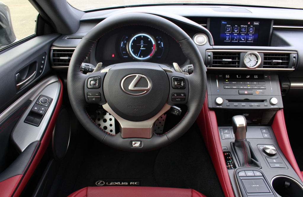 Lexus RC350 FSport 21